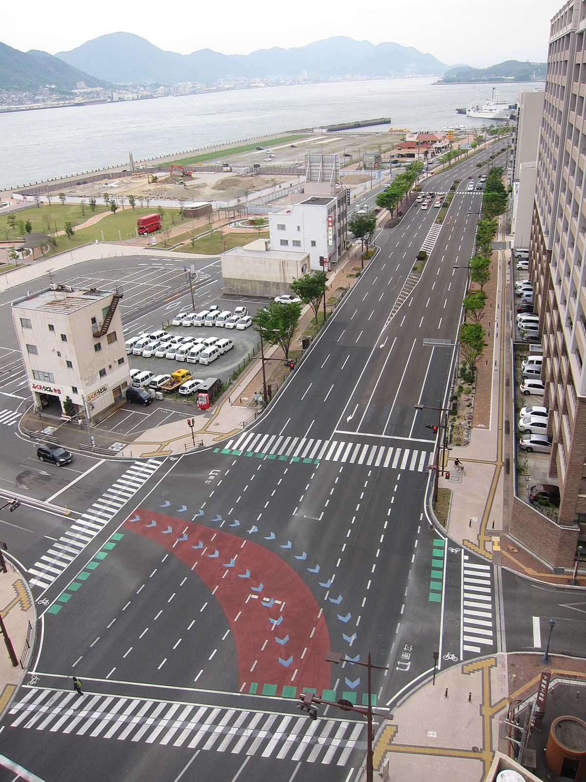 道路設計・交通計画のイメージ